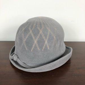 Mr. John Fredericks Boutique Vintage Cloche Hat